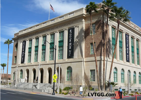 Las Vegas Tour Guide Guild to tour Mob Museum