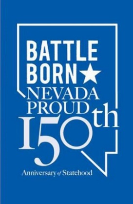 Nevada Day 150 Years of Statehood