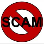 Beware of scams directed to tour guides