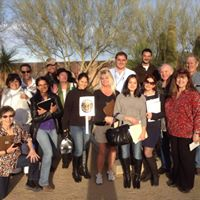 Las vegas Tourist Guides Guild Certified Professional Tour Guide Training Class at the Nevada State Museum